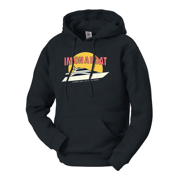 Saturday Night Live I'm on a Boat Hooded Sweatshirt