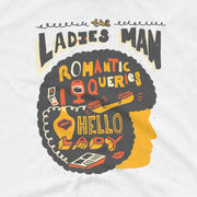 Saturday Night Live Ladies Man Men's Short Sleeve T-Shirt