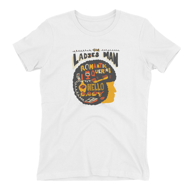 Saturday Night Live Ladies Man Women's Short Sleeve T-Shirt