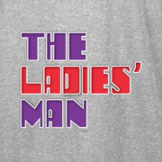 Saturday Night Live The Ladies Man Logo Long Sleeve T-Shirt