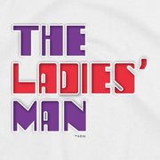 Saturday Night Live The Ladies Man Women's Short Sleeve T-Shirt