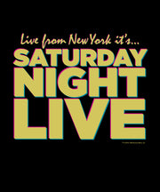 Saturday Night Live Live from New York Men's Short Sleeve T-Shirt