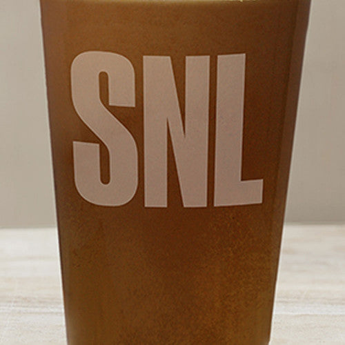 SNL  Pint Glass