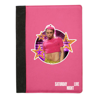 Saturday Night Live Mango Portfolio Notepad