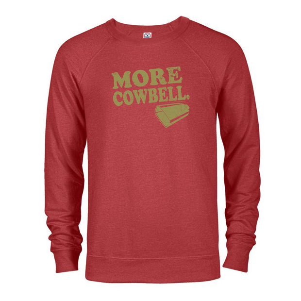 Saturday  Night Live More Cowbell Crew Sweatshirt