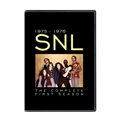 Saturday Night Live - Season 1 Complete DVD