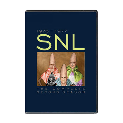 Saturday Night Live - Season 2 Complete DVD