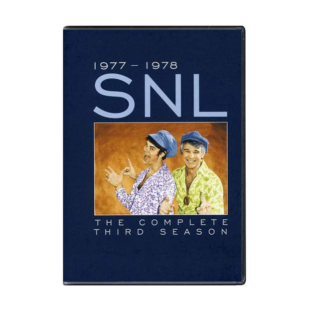 Saturday Night Live - Season 3 Complete (1977-1978) DVD