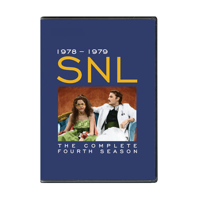 Saturday Night Live - Season 4 Complete DVD