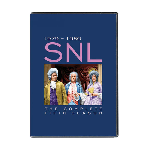 Saturday Night Live - Season 5 Complete DVD
