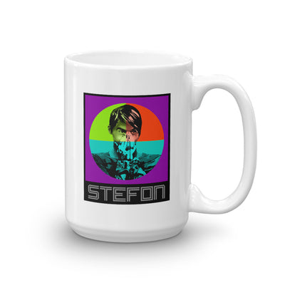 Saturday Night Live Stefon White Mug