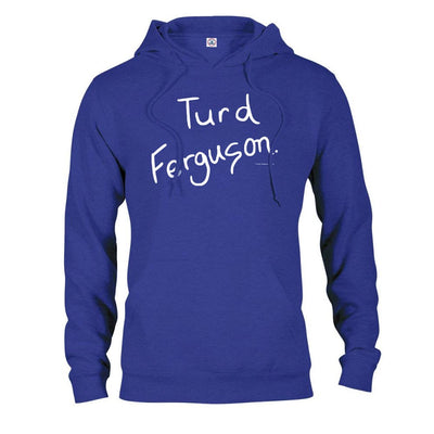 Saturday Night Live Turd Ferguson Hooded Sweatshirt