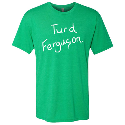 Saturday Night Live Turd Ferguson St. Paddy's Day Men's T-Shirt