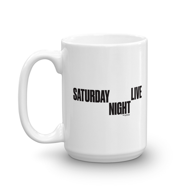 Saturday Night Live is This Wifi Organic? White Mug