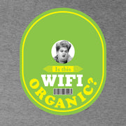 Saturday Night Live is this Wifi Organic? Hooded Sweatshirt