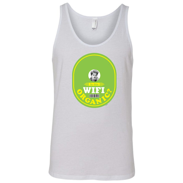 Saturday Night Live Is This Wifi Organic? Tank Top