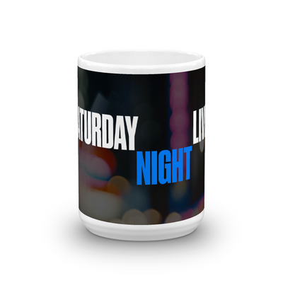 Saturday Night Live White Mug