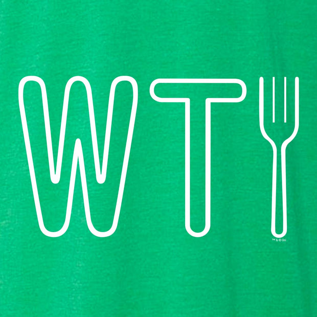 The Good Place Place WTFork St. Paddy's Day Women's T-Shirt