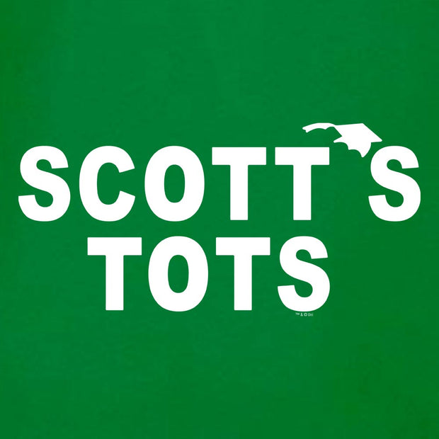 The Office Scott's Tots St. Patrick's Day Men's Short Sleeve T-Shirt