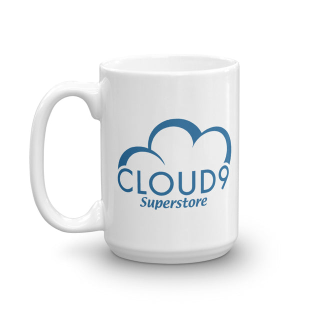Superstore Cloud 9 15 Oz Mug
