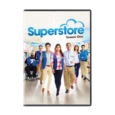 Superstore - Season 1 DVD