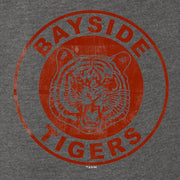 Saved By The Bell Bayside Tigers Women's Tri-Blend Racerback Tank Top