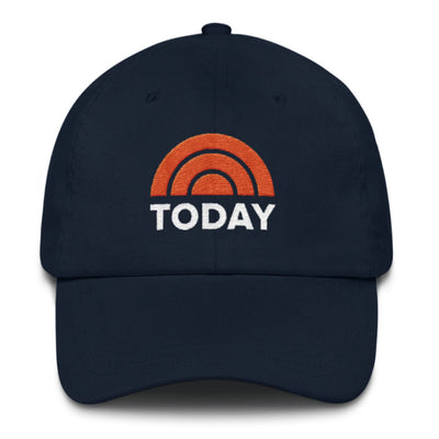 TODAY Embroidered Logo Hat