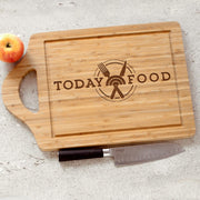TODAY Food Large Cutting Board