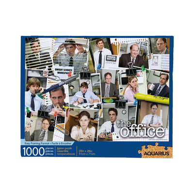 The Office Cast Collage 1,000 Piece Puzzle