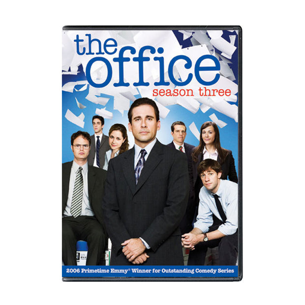 The Office - Season 3 DVD