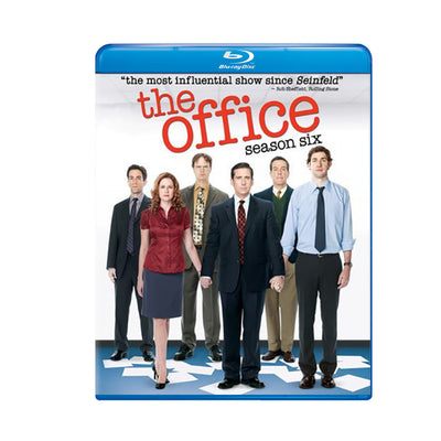 The Office - Season 6 DVD Blu-Ray