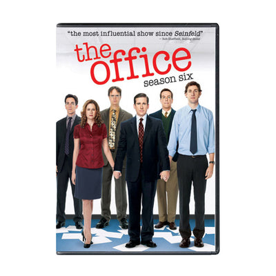 The Office - Season 6 DVD