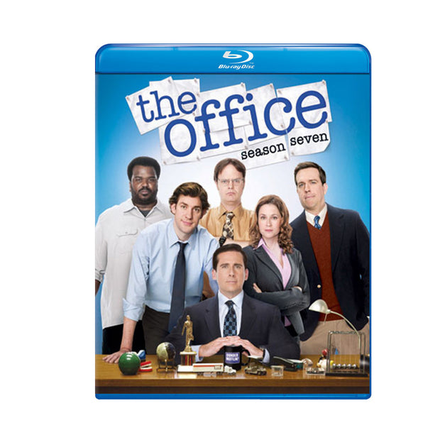 The Office - Season 7 DVD Blu-Ray
