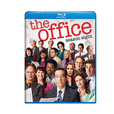 The Office - Season 8 DVD Blu-Ray