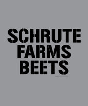 The Office Schrute Farms Beets Hooded Sweatshirt