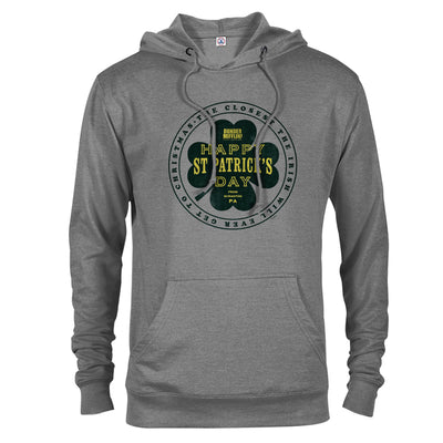 The Office St. Patrick's Day  Lightweight Hooded Sweatshirt