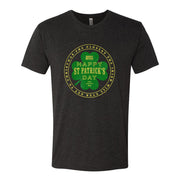 The Office St. Patrick's Day  Men's Tri-Blend Short Sleeve T-Shirt