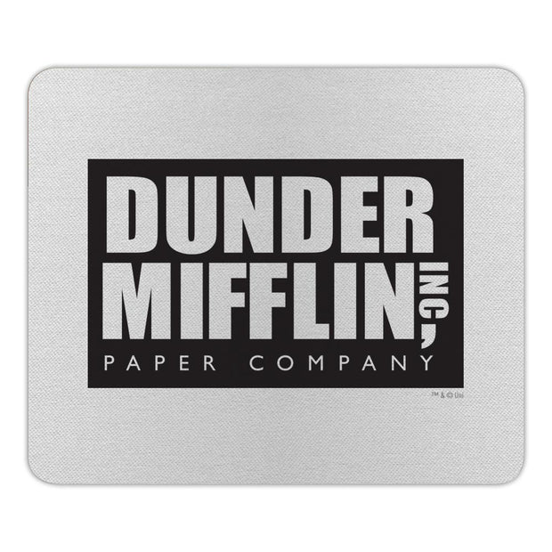 The Office Dunder MIfflin Mouse Pad