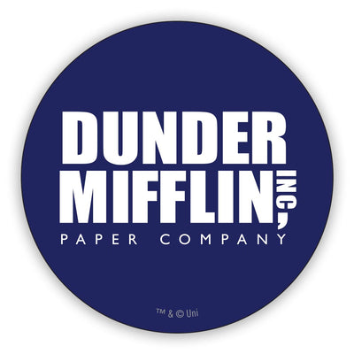 The Office Dunder Mifflin 2 1/2 Stickers - 96 Pack