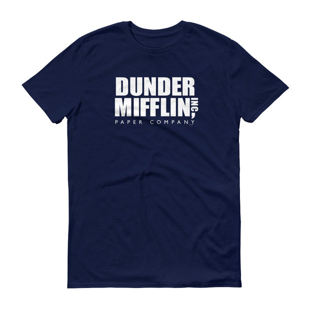 The Office Dunder MIfflin Adult Classic T-Shirt