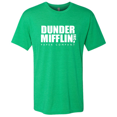 The Office Dunder Mifflin St. Paddy's Day Men's T-Shirt