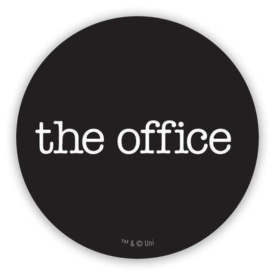 The Office Logo 2 1/2 Stickers - 96 Pack