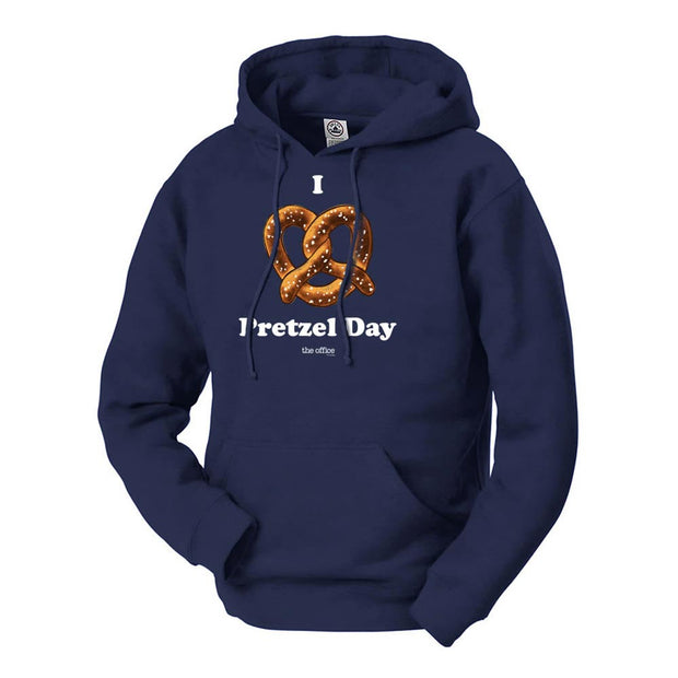 The Office Pretzel Day Hooded Sweatshirt