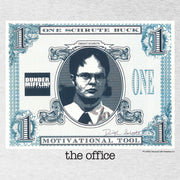 The Office Schrute Buck Men's Tri-Blend T-Shirt