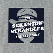 The Office Scranton Strangler Women's Tri-Blend Dolman T-Shirt
