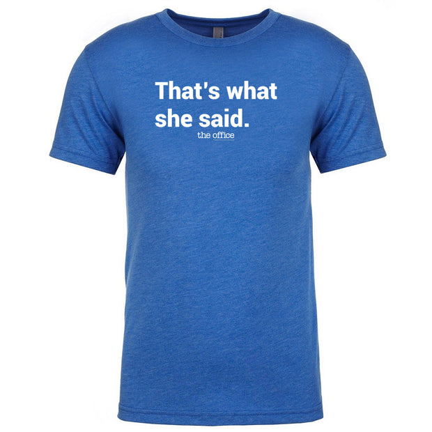Funny Womens Shirts Thats What She Said Shirt,Funny Shirt for Women Graphic Tees Gift for her Micheal Scott Shirt The Office Shirt