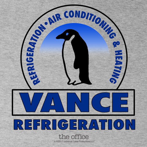The Office Vance Refrigeration Men's Short Sleeve T-Shirt