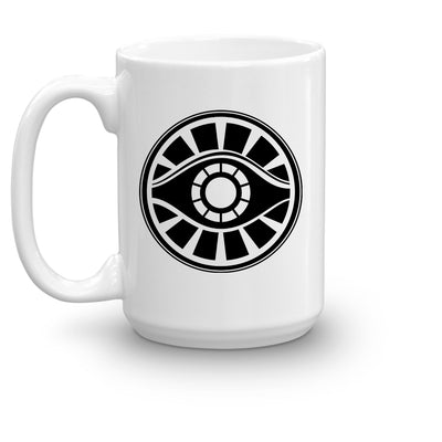 The Path White Mug