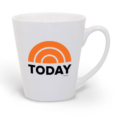 TODAY Logo Latte 12 oz Mug