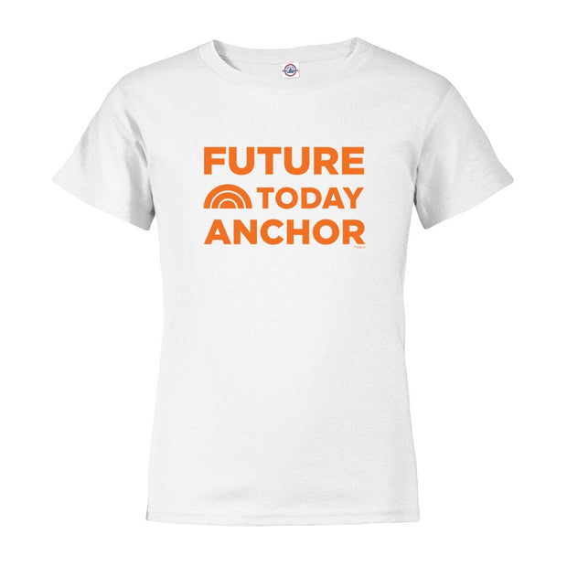 TODAY Future Anchor Kids/Toddler Short Sleeve T-Shirt